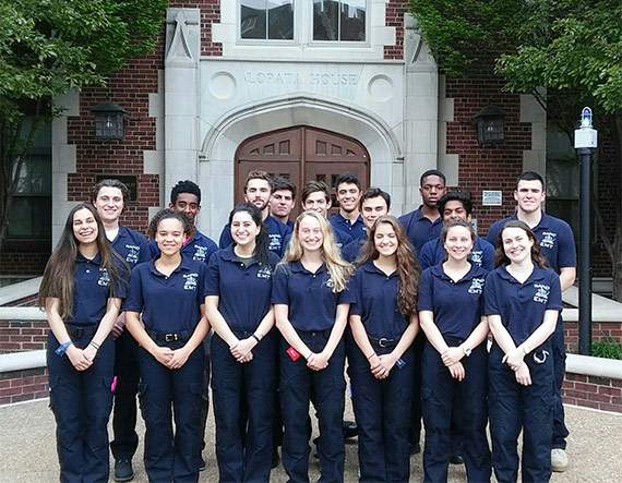 Washington University Emergency Support Team